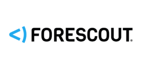 Logo Forescout horizontal couleur